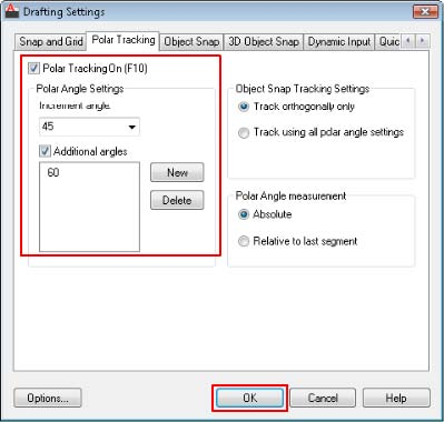 Tutorial 4: Precision Drawing in AutoCAD 2011