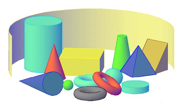 Create Basic 3D Objects
