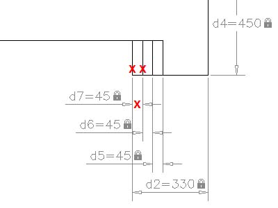 Design with Parametric Constraints in AutoCAD 2010