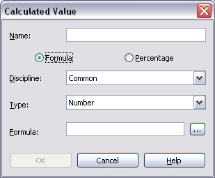 User's Guide: Formatting Units and Number Fields in a Schedule