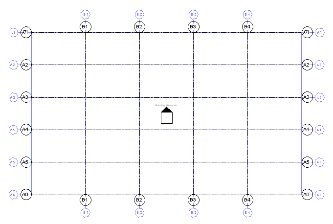Drawing Lines In Revit : Importing grids