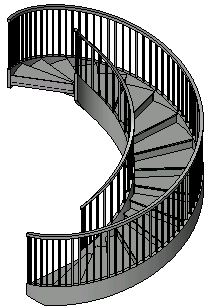 User's Guide: Creating Spiral Staircases