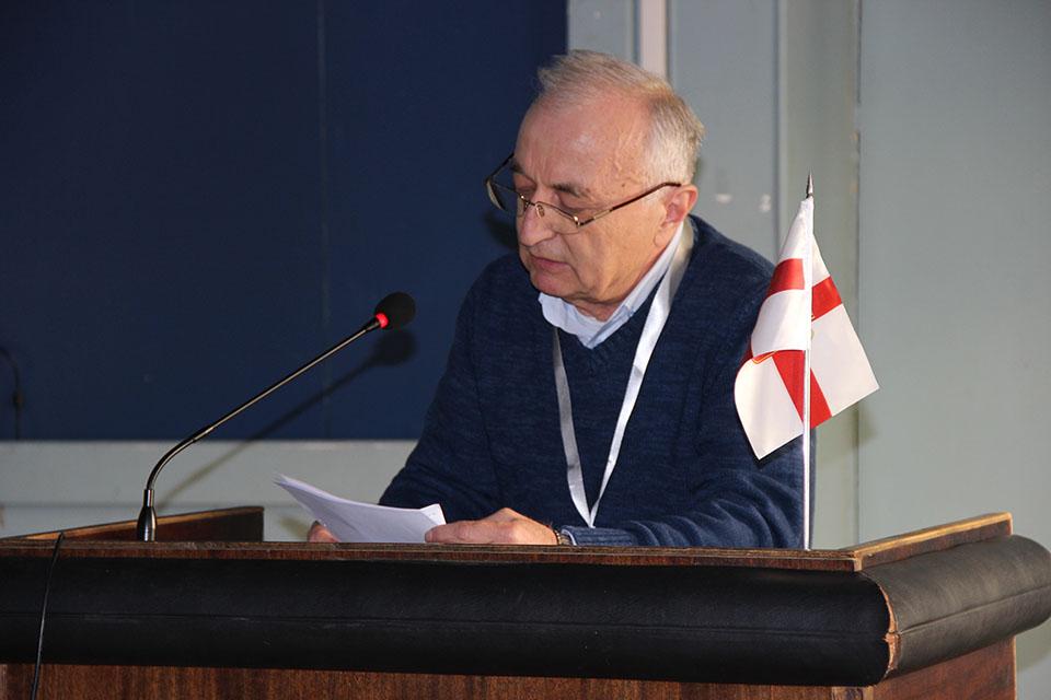 ტექნიკურ უნივერსიტეტში პროფესორ ვიქტორ ერისთავის იუბილესადმი მიძღვნილი საერთაშორისო სამეცნიერო-ტექნიკური კონფერენცია გაიხსნა