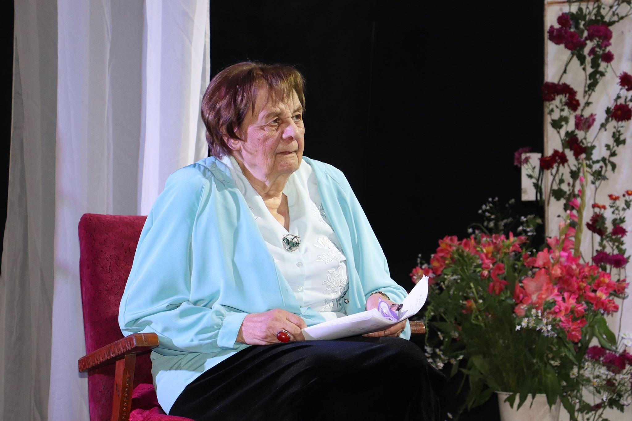 სტუ-ში ელმირა (დოდო) ჩხიკვაძის 90 წლისთავისადმი მიძღნილი საიუბილეო საღამო გაიმართა