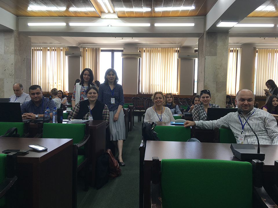 "Project PRINTeL - International Conference-Workshop ""Professional Development of Academic Staff – Experience and Challenges"""