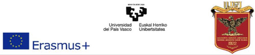 Erasmus+ KA107 Mobility Project coordinated by University of the Basque Country (UPV/EHU)