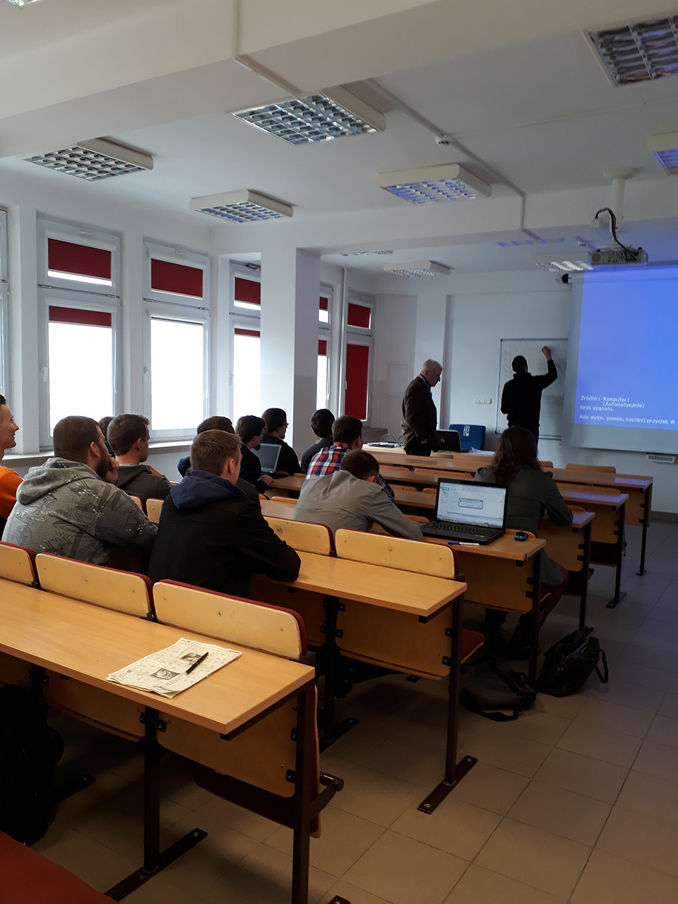 Erasmus+ - Course on the Theory of Fuzzy Sets at RUT